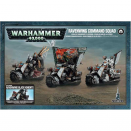 Escouade de Commandement Ravenwing - W40K Adeptus Astartes Dark Angels
