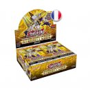 Display of 24 Eternity Code booster packs  Yu-Gi-Oh! FR