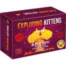 Boite de Exploding Kittens : Édition Festive