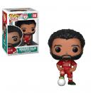 Boite de Figurine Funko POP! EPL Football Mohamed Salah