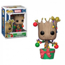 Figurine Funko POP! Gardiens de la Galaxie Groot décoratif