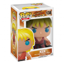 Boite de Figurine Funko POP! Street Fighter Ken