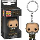 Boite de Figurine Funko Pop! Pocket Keychain Davos - Game of Thrones