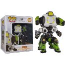 Boite de Figurine Funko Pop! Super Sized Orisa S4 - Overwatch - 360