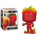 Funko POP! Figurine The Human Torch - Marvel 80th Anniversary - 501