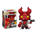 Figurine Funko Pop! Collector Hellboy avec cornes - 01