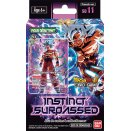Dragon Ball Starter Deck Instinct Surpassed FR