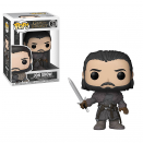 Funko POP! Figure Game of Thrones Jon Snow (Beyond the Wall)