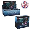 Pack #1 : Boite + Bundle Kaldheim - Magic EN