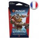Boite de Booster à thème Rouge Kaldheim - Magic FR