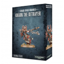Chaos Space Marine : Kharn the Betrayer - Warhammer 40000