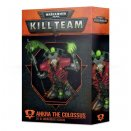 Ankra the Colossus - Set de Commandant Necron - Kill Team
