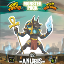 Monster Pack Anubis - extension King of Tokyo