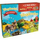 Kingdomino  - Pack Royal : Kingdomino + Extension Age of Giants