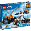 La base arctique d'exploration mobile LEGO® City 60195