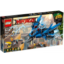 Le Jet supersonique de Foudre LEGO Ninjago 70614