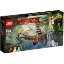 Le pont de la jungle LEGO Ninjago 70608