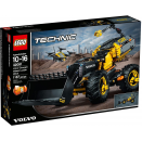Le tractopelle Volvo Concept ZEUX LEGO® Technic 42081