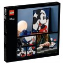 Disney's Mickey Mouse LEGO® Art 31202