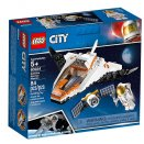 La mission d'entretien du satellite LEGO® City 60224