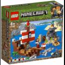 Boite de L\'aventure du bateau pirate LEGO® 21152