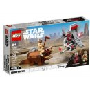 Le combat des Microfighters : T-16 Skyhopper™ contre Bantha™ LEGO® Star Wars™ 75265
