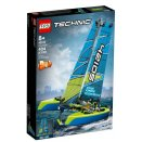 Le catamaran LEGO® Technic 42105