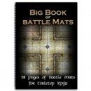 Boite de Livre plateau de jeu : Big Book of Battle Mats