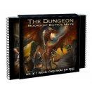 Boite de Livre plateau de jeu : Pack 2 Livres Dungeon