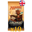 10 boosters Amonkhet VO pas cher