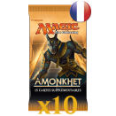10 boosters Amonkhet VF
