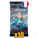 Core Set 2020 10 Booster Packs FR