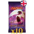 10 boosters Iconic Masters VO