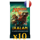 10 boosters Ixalan VF