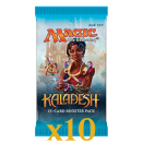 10 boosters Kaladesh VO