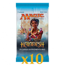 10 boosters Kaladesh VF