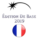 Lot de 10 Premium Édition de base 2019 VF