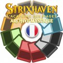 Collection complète Archive Mystique Strixhaven : l'Académie des Mages - Magic FR