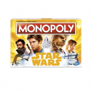 Monopoly Star Wars - Édition Han Solo