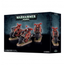 Chaos Bikers - W40K Chaos Space Marines