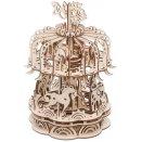 Boite de Puzzle 3D Mobile en bois - Petit Carrousel