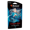 Booster à thème Bleu - Edition de base Magic 2020 VO