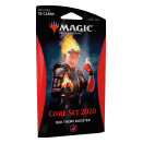 Booster à thème Rouge - Edition de base Magic 2020 VO