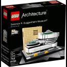 Musée Solomon R. Guggenheim LEGO® Architecture 21035 pas cher