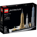 New York LEGO® Architecture 21028