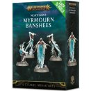 Nighthaunt : Myrmourn Banshees - Warhammer Age of Sigmar Easy to Build