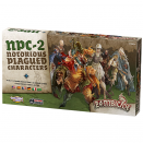 Zombicide Black Plague - Extension Notorious Plagues Characters 2