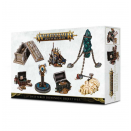 Shattered Dominion Objectives Markers - Warhammer Age of Sigmar Scenery