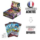 Boite de 24 boosters Dragon Ball Série 8 Malicious Machinations VF