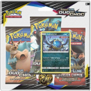 Boite de Tripack Pokémon Duo de Choc - Engloutyran